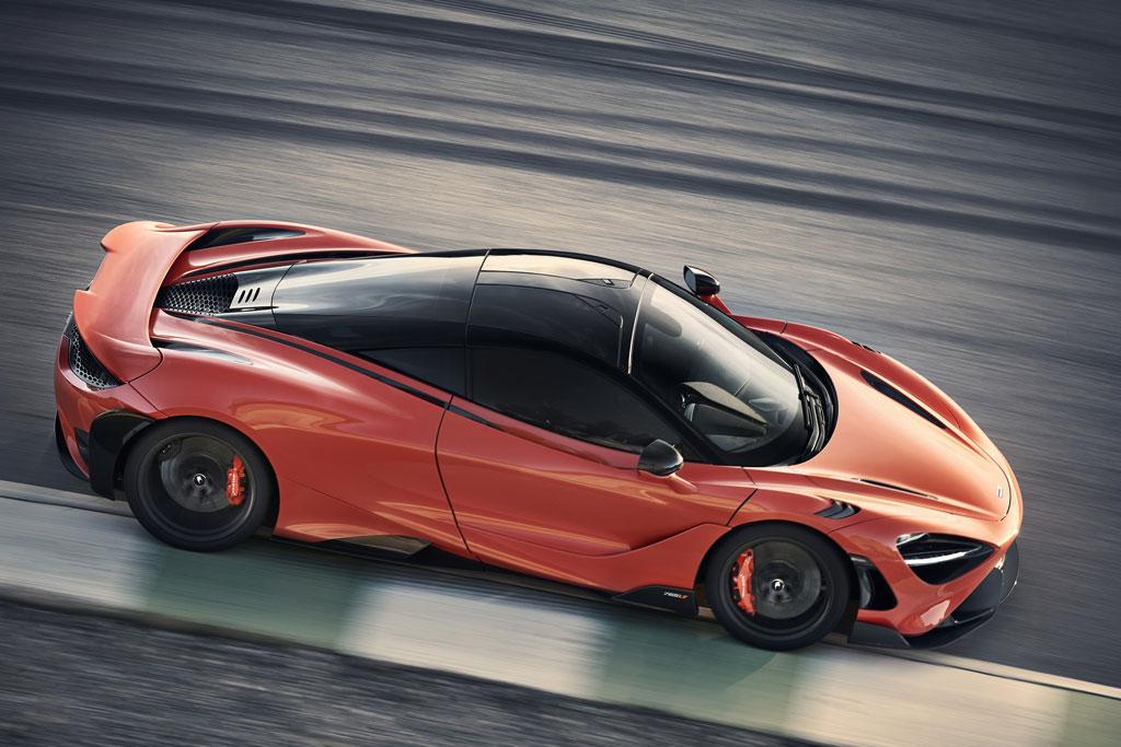 McLaren 765LT Meluncur, Longtail Ekstrem Turunan 720S