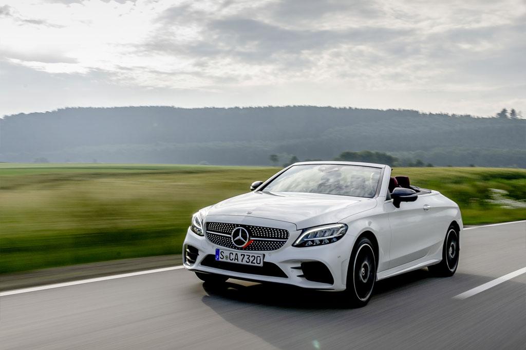 REVIEW: Mercedes-Benz C-Class Cabriolet, Praktis dan Mewah