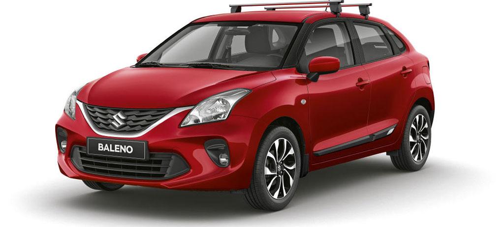 Suzuki Baleno Versi Crossover Meluncur, Lawan Yaris Heykers?