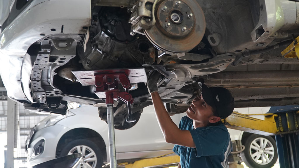 Ongkos Servis Suzuki XL7, Cuma Rp 3.800 Sehari Selama 5 Tahun