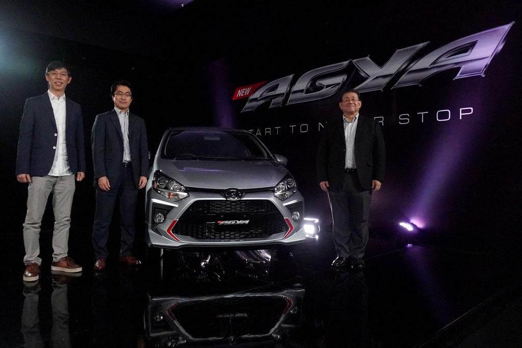 Wabah Corona Menyerang, Toyota Tak Ubah Target Agya