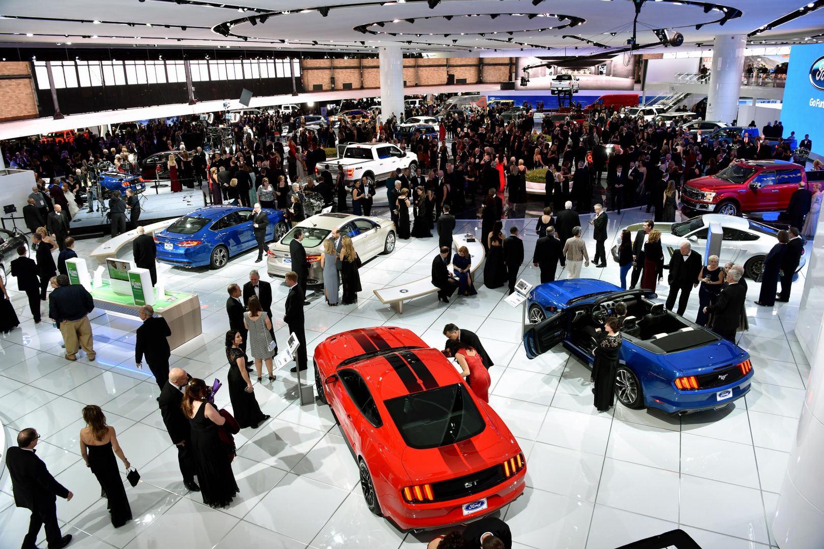 Satu Lagi Korban COVID-19, Detroit Auto Show 2020 Dibatalkan