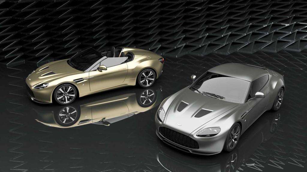 Special Edition Aston Martin Vantage V12, Hanya 38 Unit!