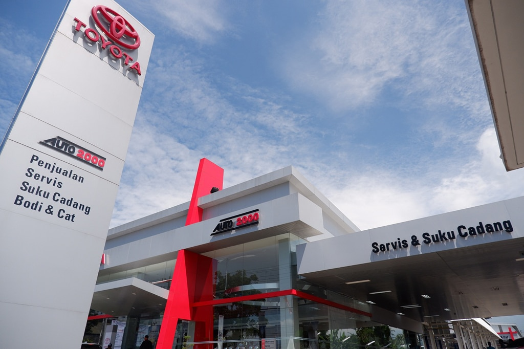 Auto2000 Gelar Program Service dan Diskon Khusus New Normal