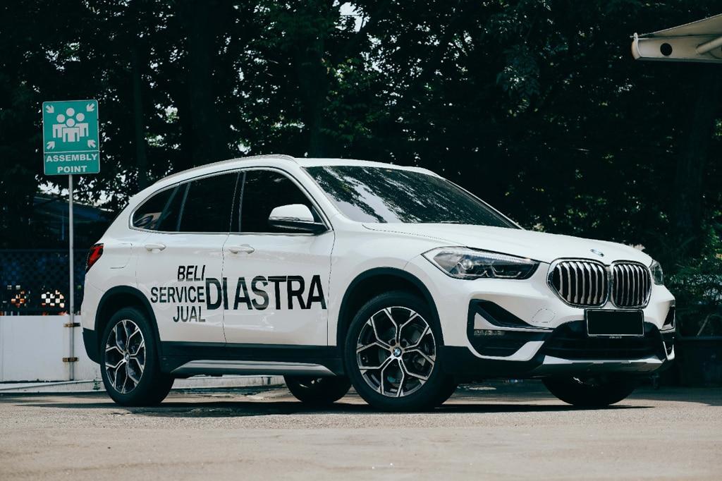Beli Mobil Sekarang, BMW Astra Gratiskan BBM Rp 20 Juta