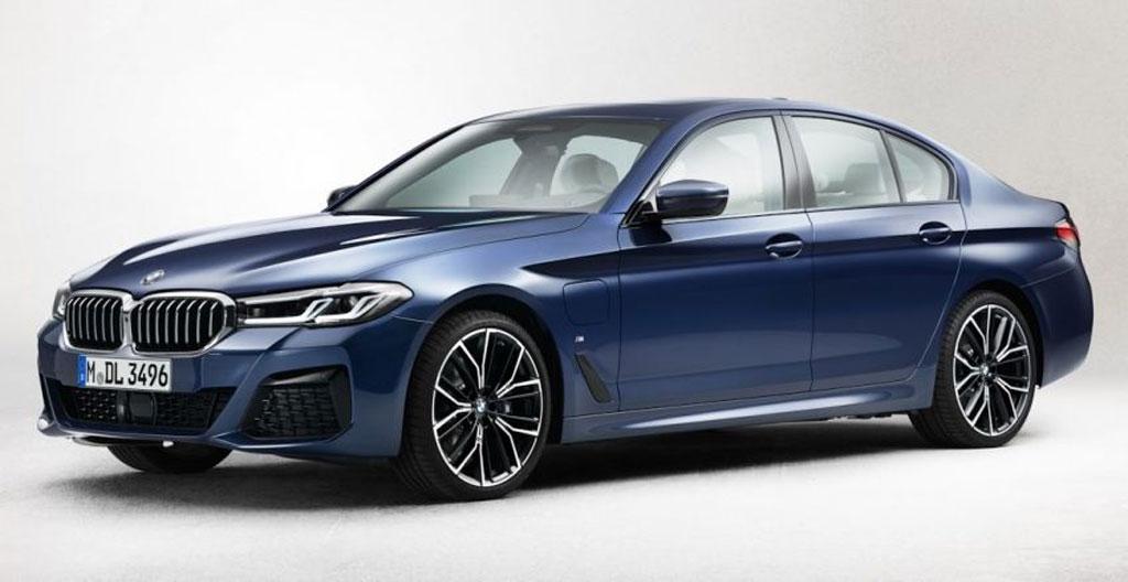 Beredar Bocoran BMW Seri 5 Facelift, Rilis Akhir Tahun?