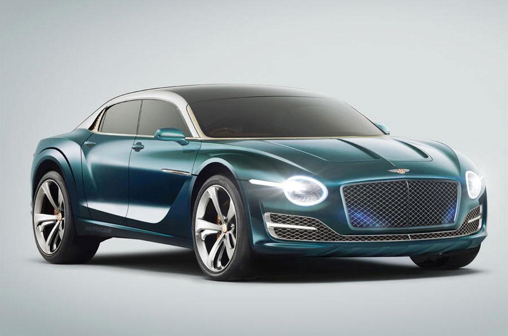 10 Tahun ke Depan, Semua Mobil Bentley Hanya Pakai Tenaga Listrik
