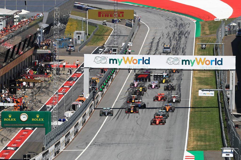 Kondisi Membaik, Austria Siap Gelar Seri Pembuka F1 2020