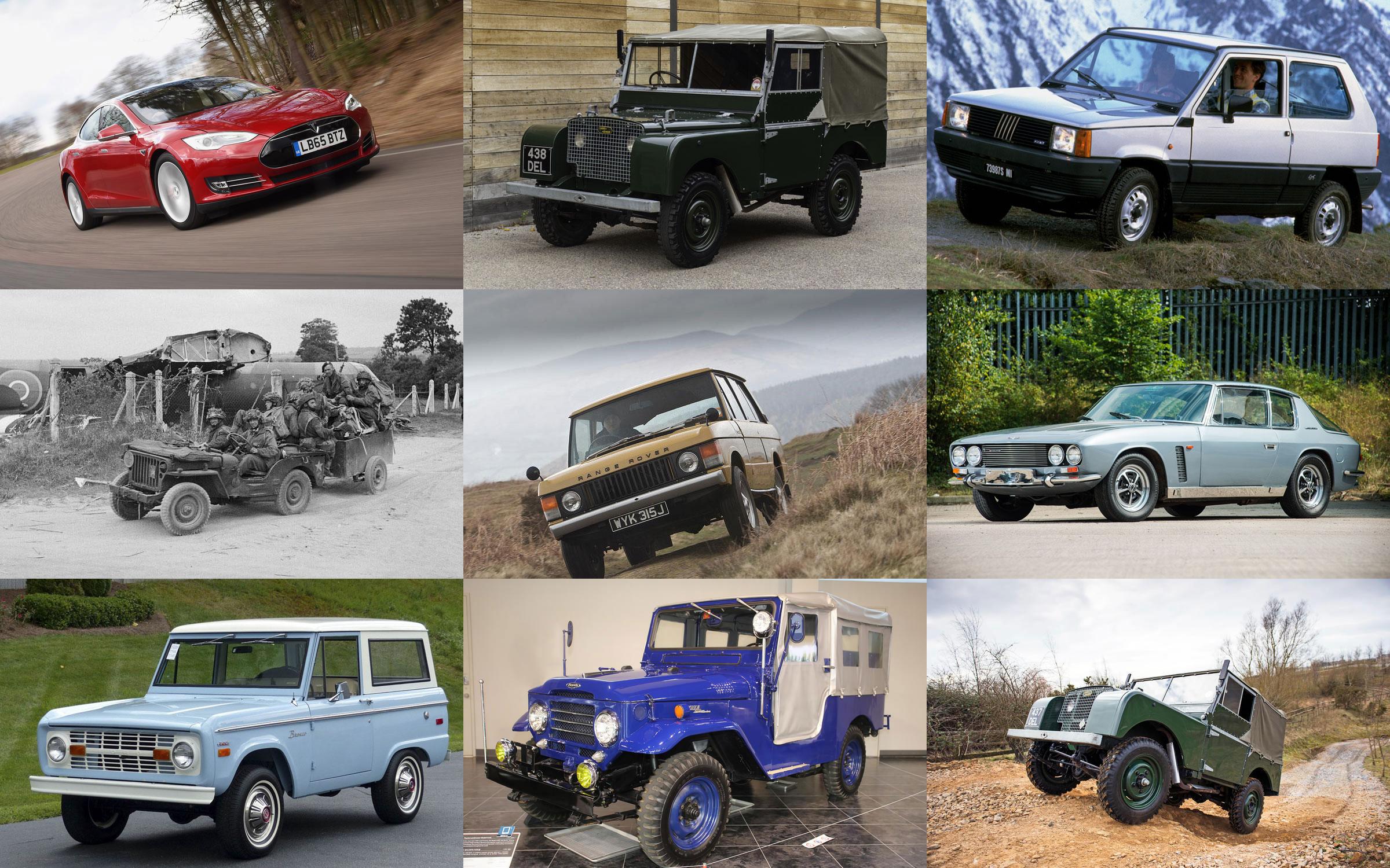 FEATURE: 10 Mobil Penting dalam Sejarah Penggerak 4x4