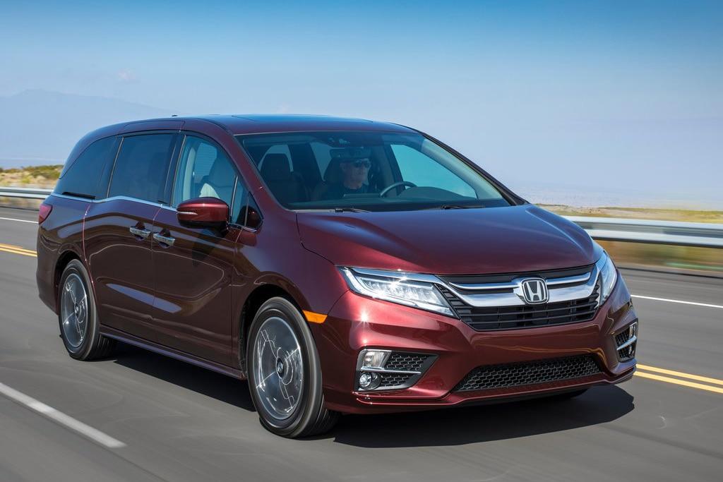 Honda Modifikasi Odyssey jadi Mobil Pengangkut Pasien COVID-19