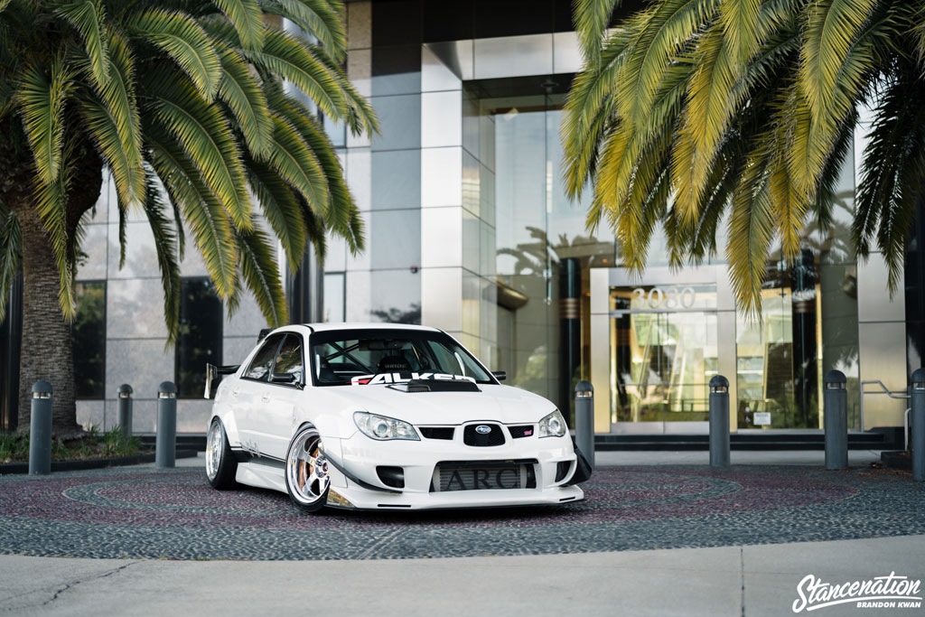 Modifikasi Subaru WRX STI, Street Style