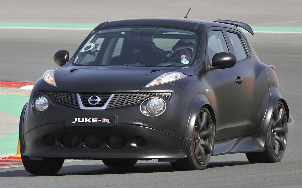 Dijual Nissan Juke-R Pakai Mesin GT-R, Hanya Rp 11,2 Miliar