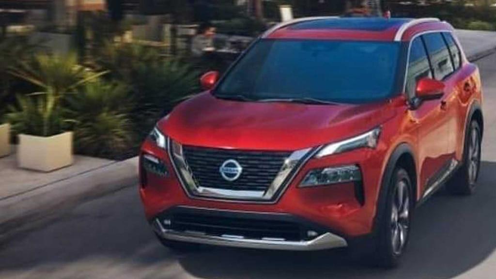 Ini Tampilan Nissan X-Trail 2021, Tampilannya Mirip Livina