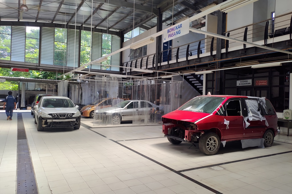 Body Repair di Astra Peugeot Bulan Ini, Ada Free Pickup dan Diskon Jasa