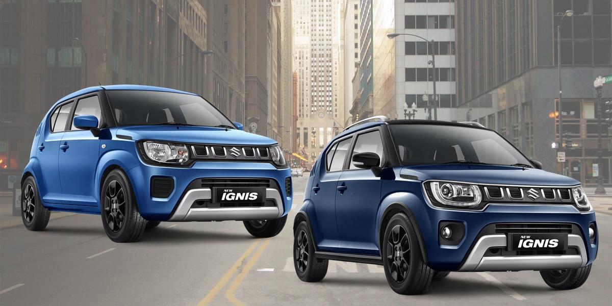 Bedah Varian Suzuki New Ignis, Pilih GL atau GX?