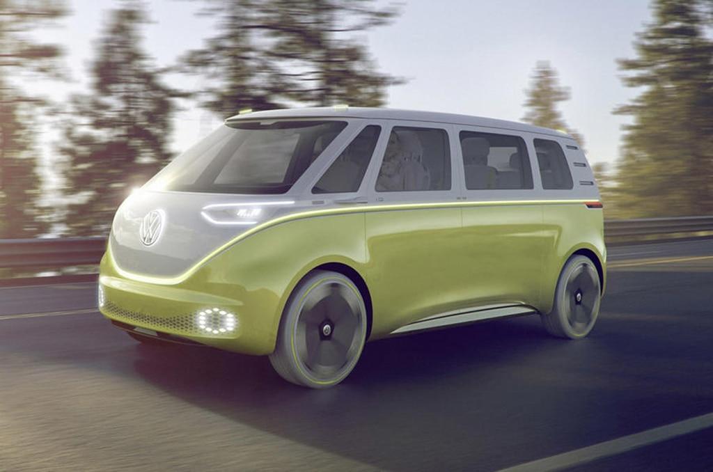Combi Listrik ID Buzz Diplot Jadi Pengganti VW Touran
