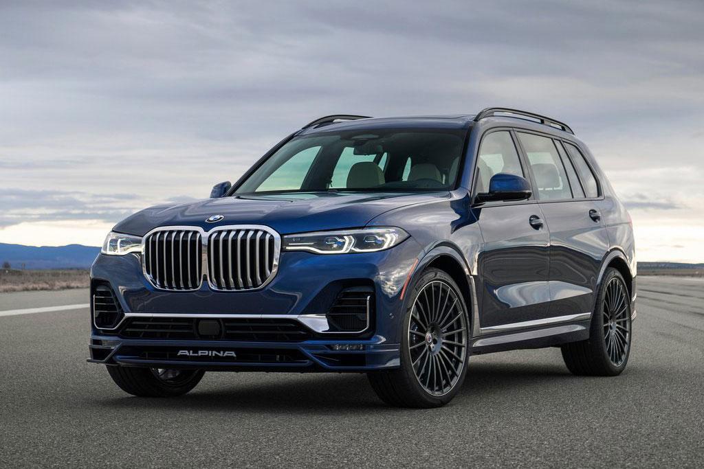 Alpina XB7, BMW X7 Versi Bertenaga Ganas
