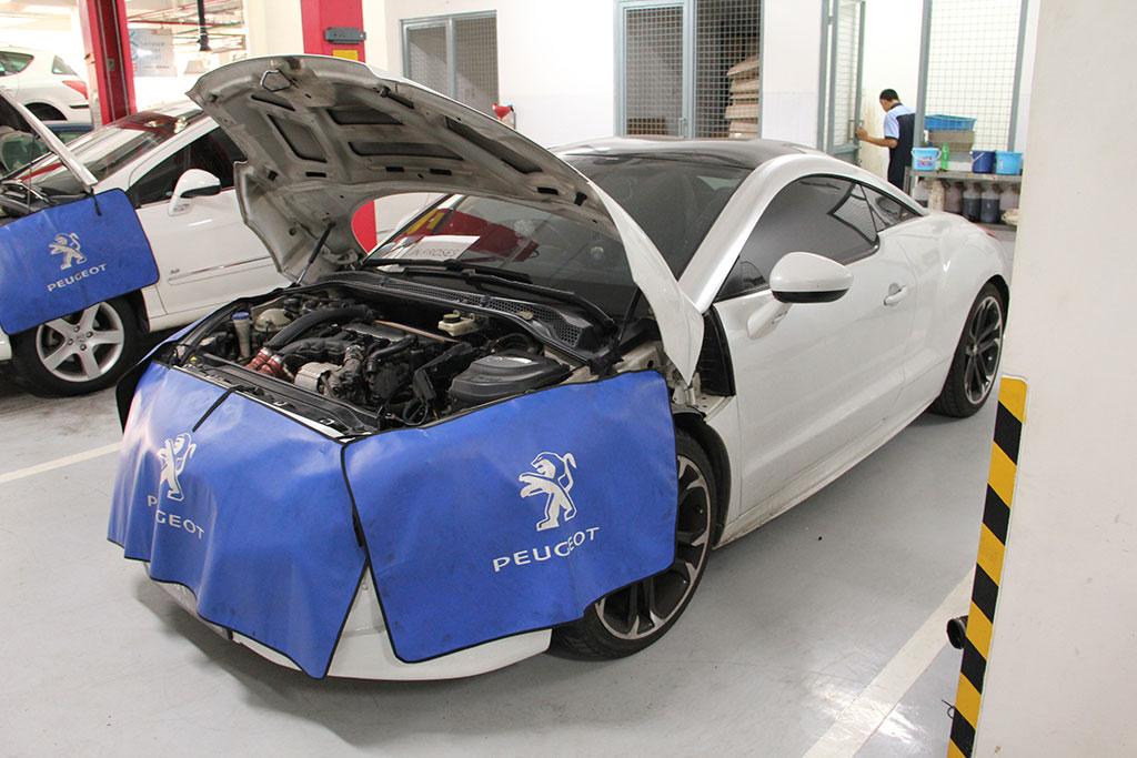 Bengkel Astra Peugeot Tetap Siaga di Tengah COVID-19