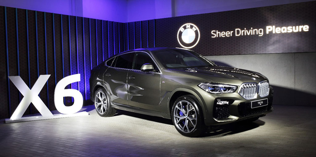 REVIEW: BMW X6, The Beast From Spartanburg