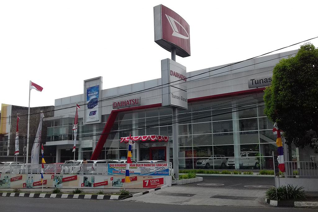 Penjualan Daihatsu Naik Tipis, Sigra Masih Dominan