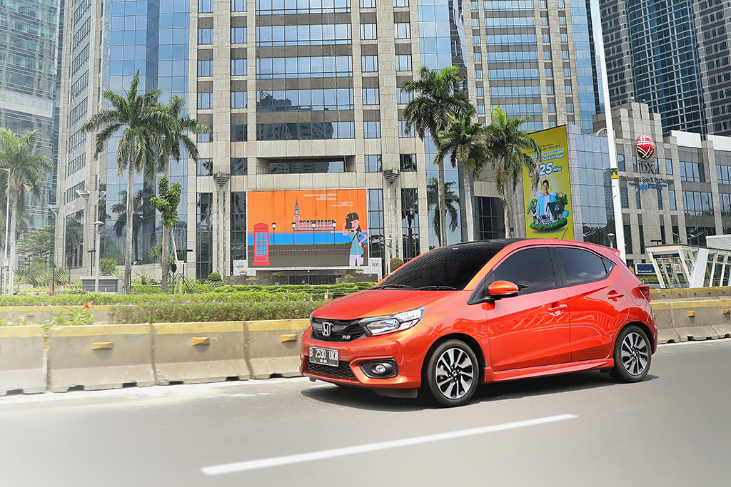 Berkat Banyak Promo, Honda Terus Cetak Pertumbuhan Penjualan