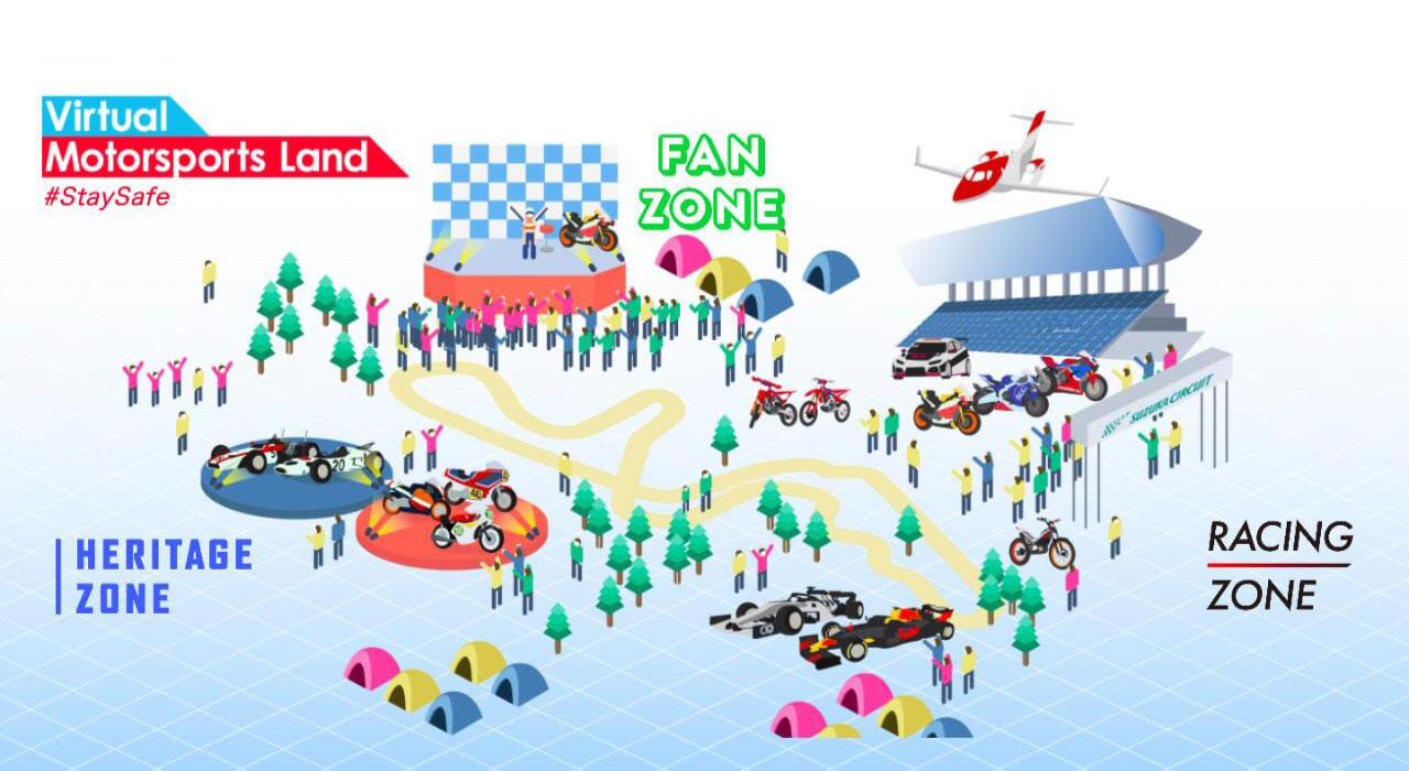 Bosan di Rumah? Yuk Jelajahi Dunia Virtual Honda Motorsport