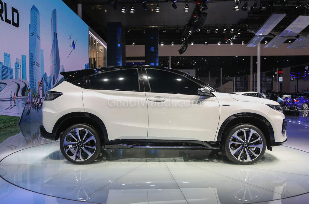 Honda Siapkan ZR-V, SUV Kompak Baru di Bawah HR-V
