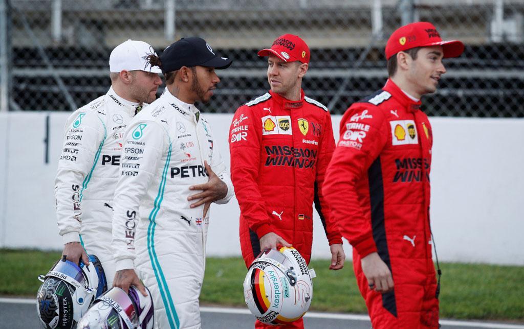 F1: Pembalap Positif COVID-19, Balapan Tidak akan Batal