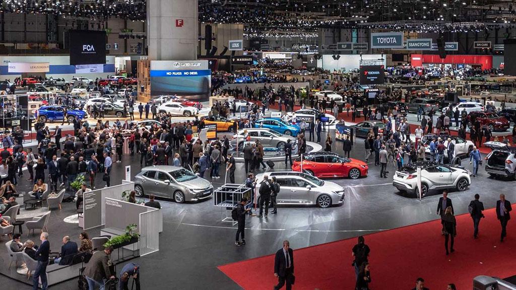 Kesulitan Dana, Geneva Motor Show 2021 Resmi Batal
