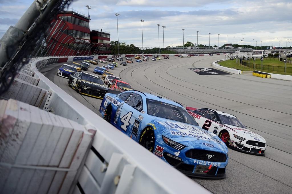 NASCAR Kembali Digelar, Begini Protokol Kesehatannya di Sirkuit