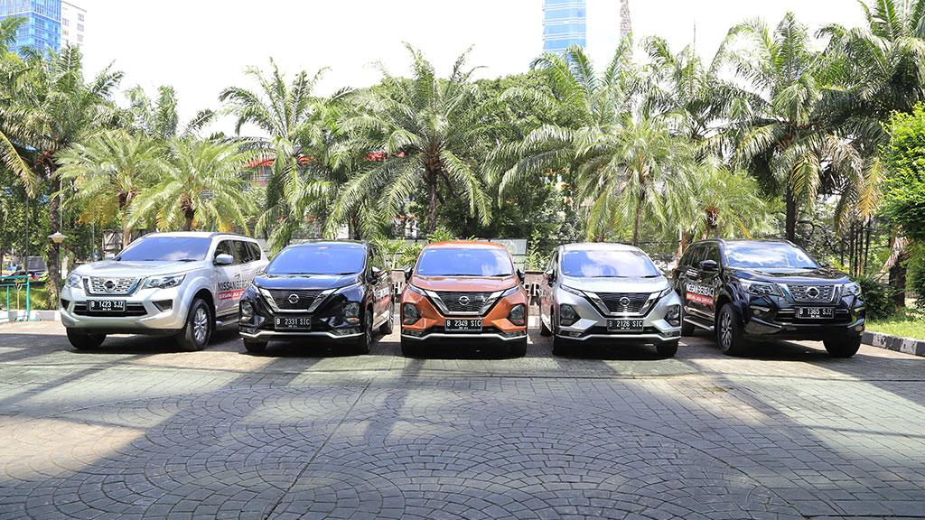 Nissan Terra dan Livina Bantu Gugus Tugas Penanganan COVID-19