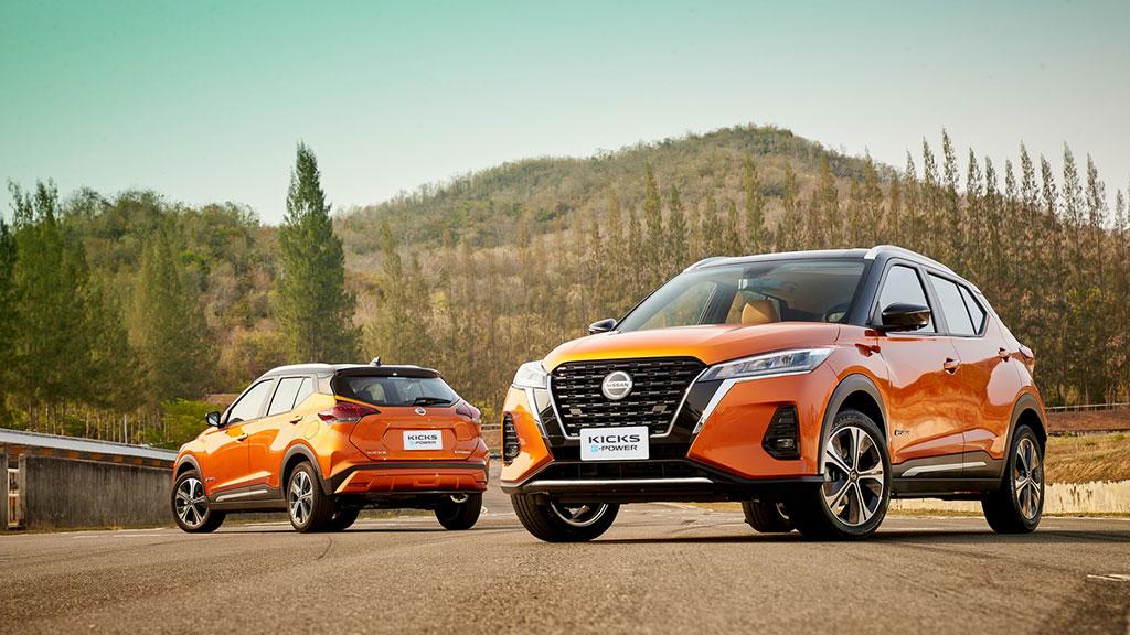Nissan Kicks e-Power Dijual Thailand, Setelah Itu Masuk Indonesia?