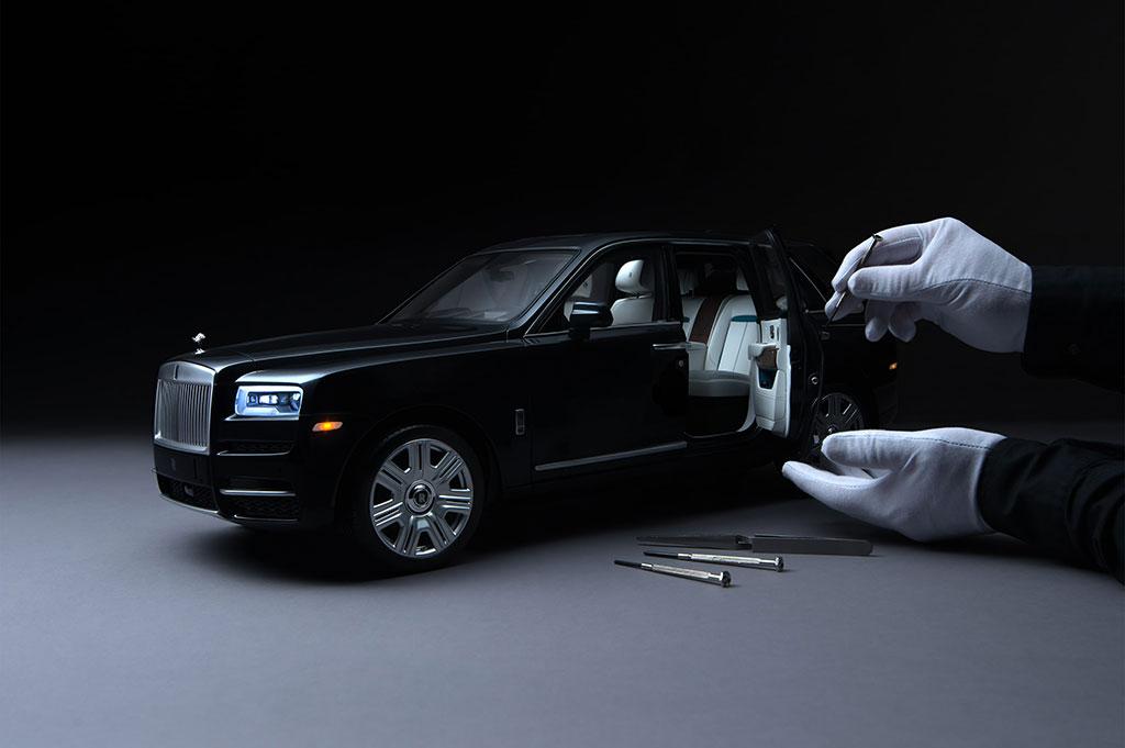 Rolls-Royce Cetak Rekor Penjualan Sepanjang Masa di Awal 2021