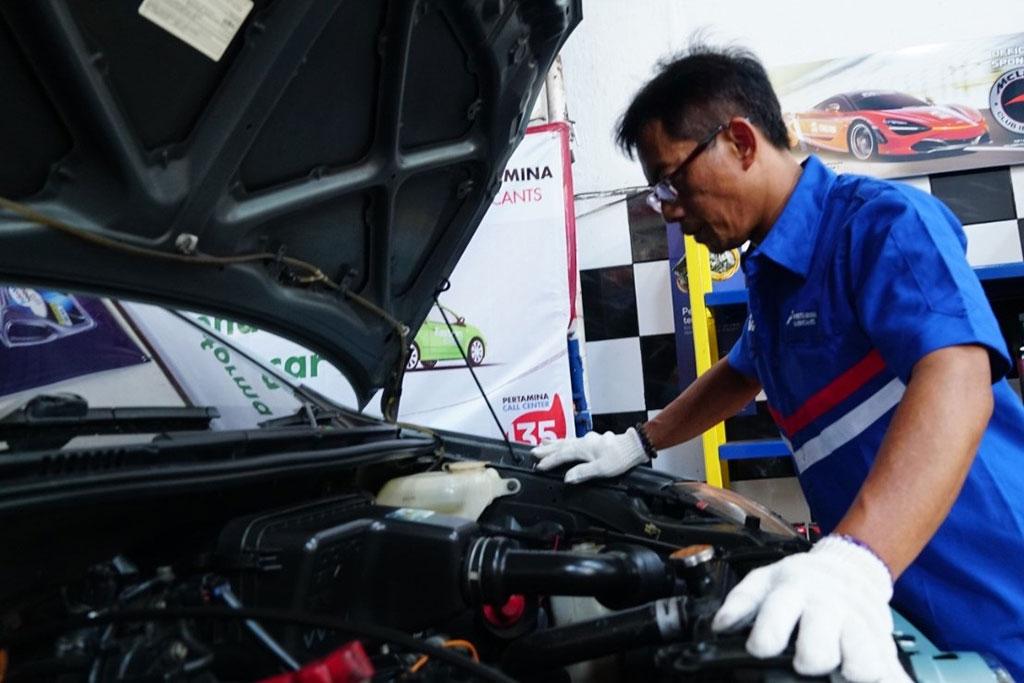 TIPS: 9 Langkah Merawat Mobil a la Pertamina Lubricants