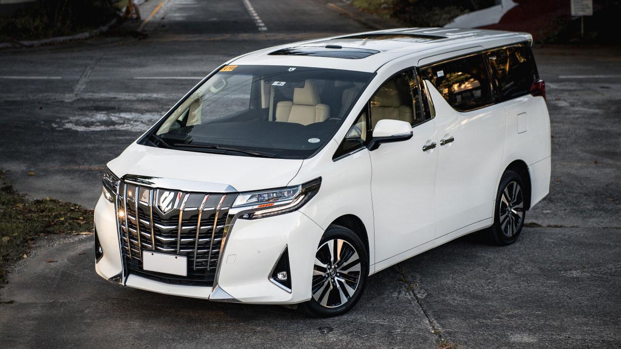 Toyota Indonesia Recall Alphard dan Vellfire, Ada Masalah di Seat Belt