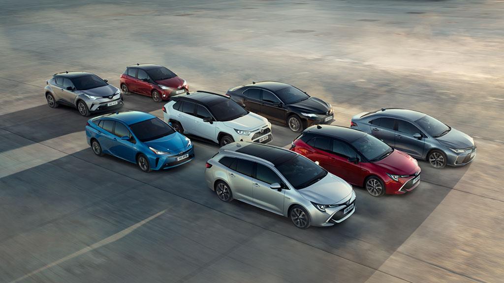 Di Masa Pandemi, Bagaimana Nasib Model baru Toyota?