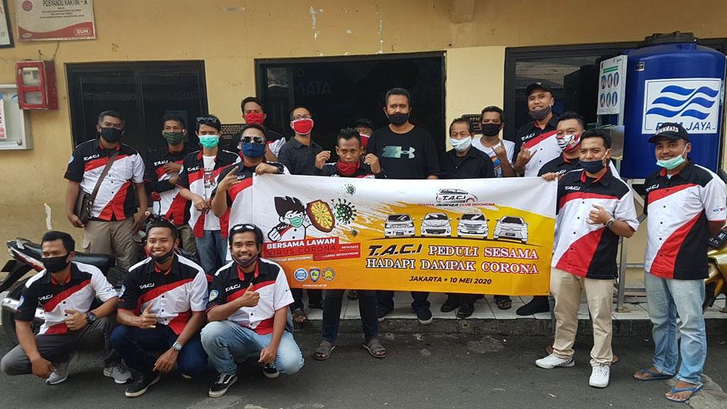 TACI Peduli Sesama Salurkan Bantuan COVID-19 di Bulan Ramadhan