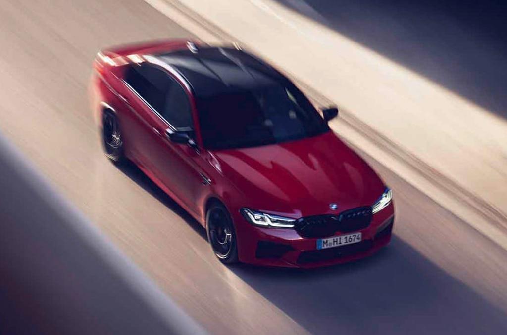Ikuti Seri 5, BMW M5 Facelift Semakin Sporty, Ganas dan Canggih
