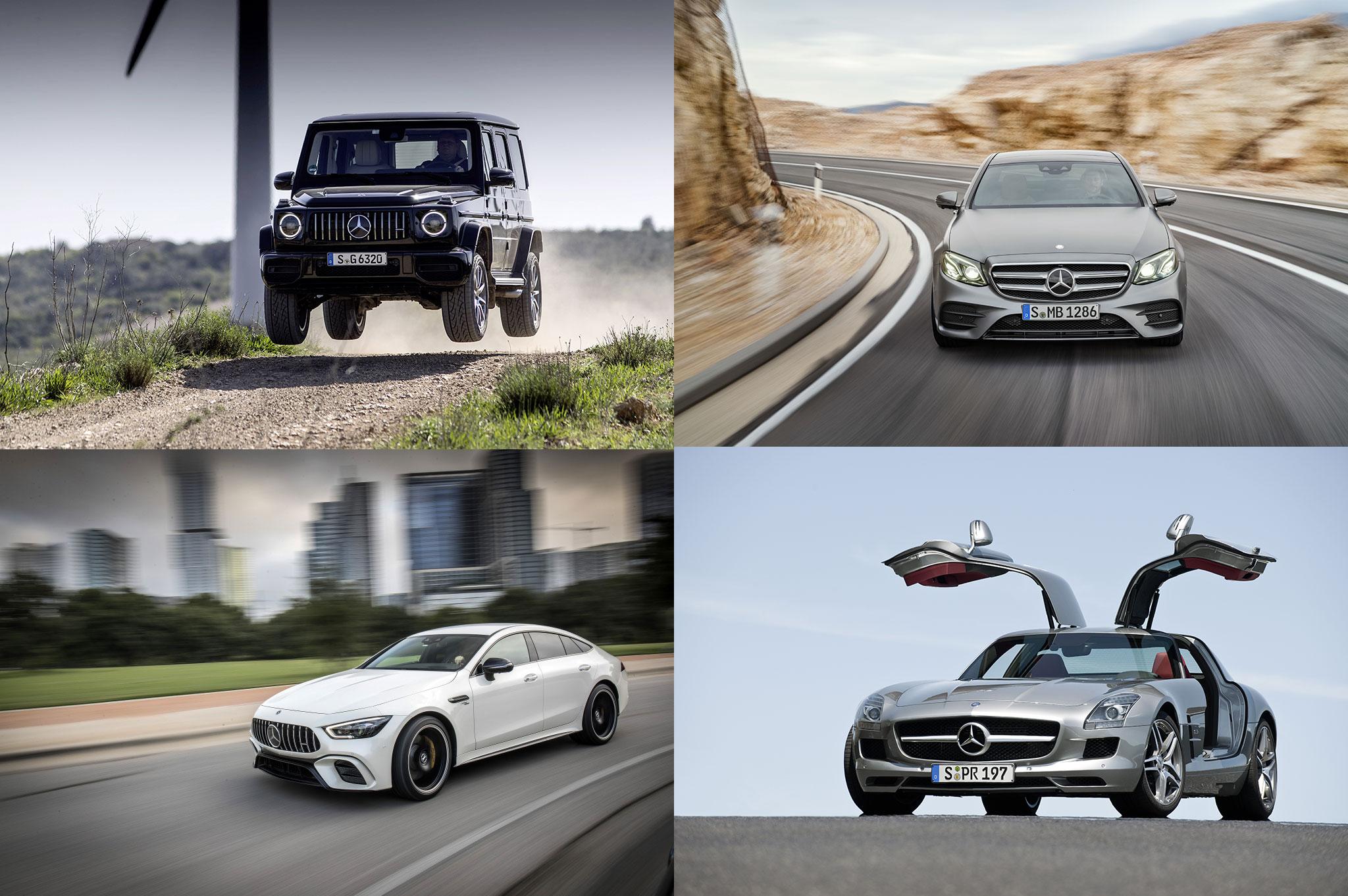 Ini 3 Mercedes-Benz Favorit Pilihan Jurnalis Otomotif Indonesia