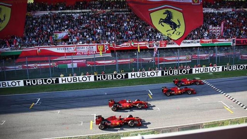 Ferrari Ingin Rayakan Balap F1 ke-1000 di Sirkuit MotoGP