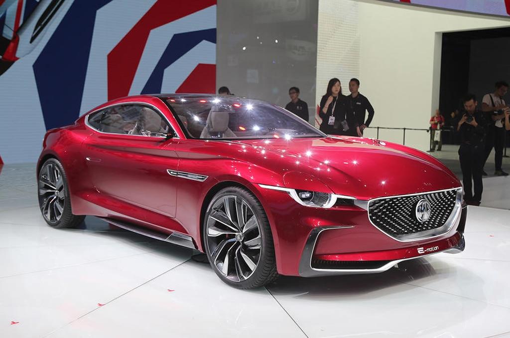 Tahun Ini, MG akan Lahirkan Mobil Sport Listrik