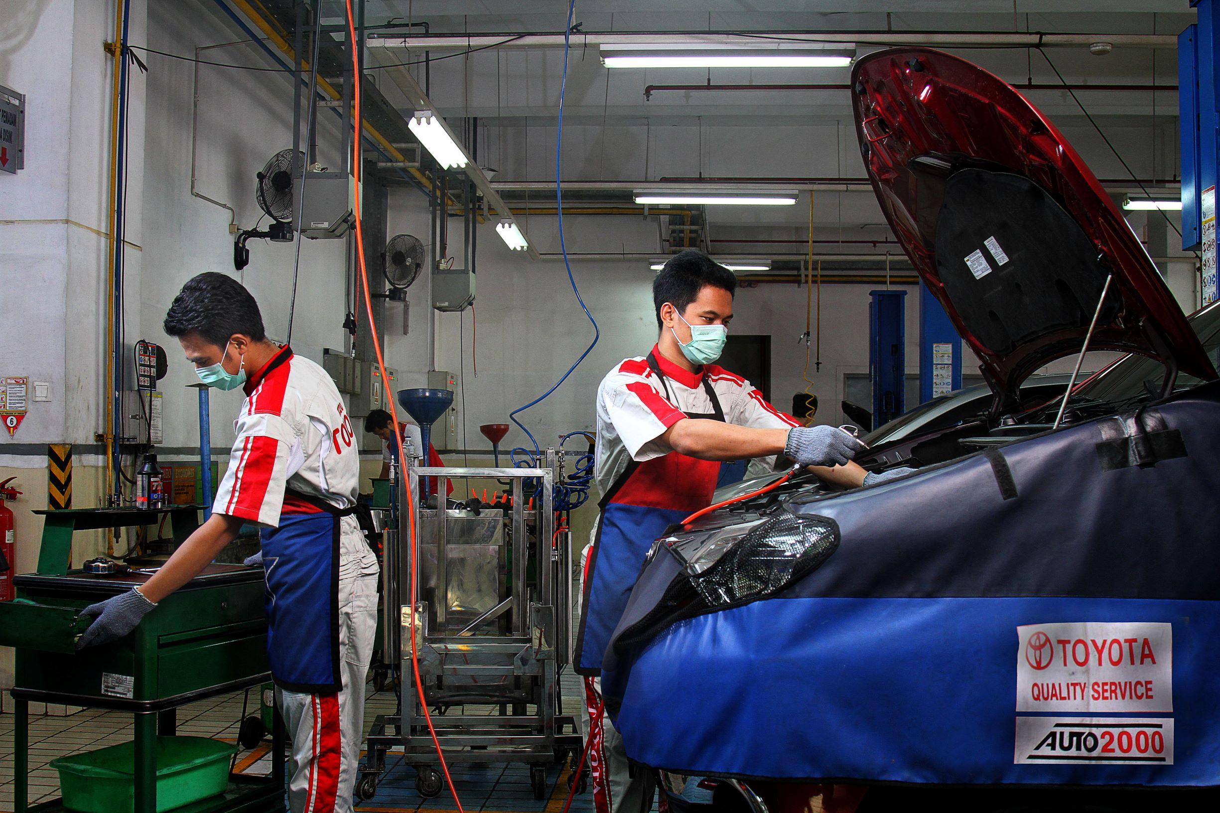 Auto2000 Siapkan Program Promo Hadapi New Normal