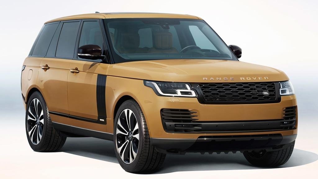 Range Rover Fifty Edition, Rayakan 50 Tahun dengan Sentuhan Klasik