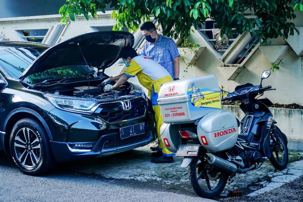 Apresiasi Kepada Dokter, Honda Gelar Program Service Gratis