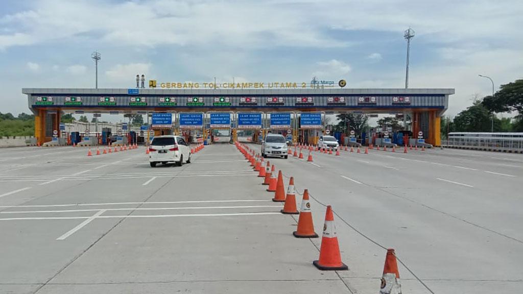 422 Ribu Kendaraan Masuk Jakarta Hingga 6 Hari Pascalebaran 2020