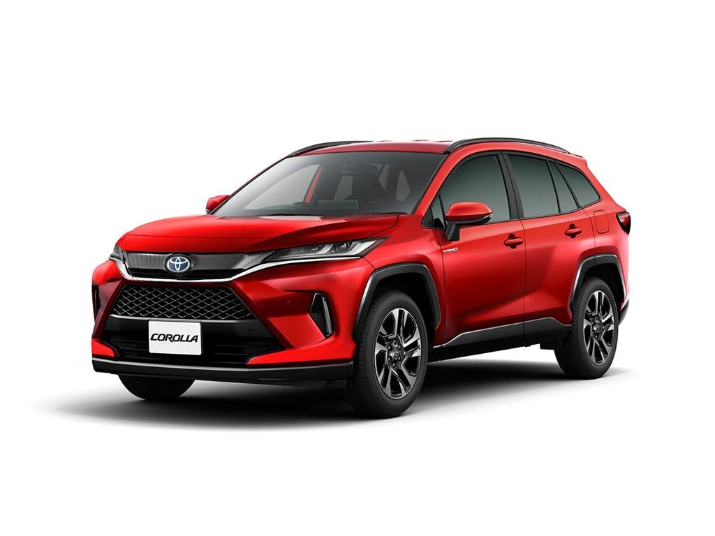 Toyota Serius Garap Corolla Versi SUV, Siapa Lawannya?