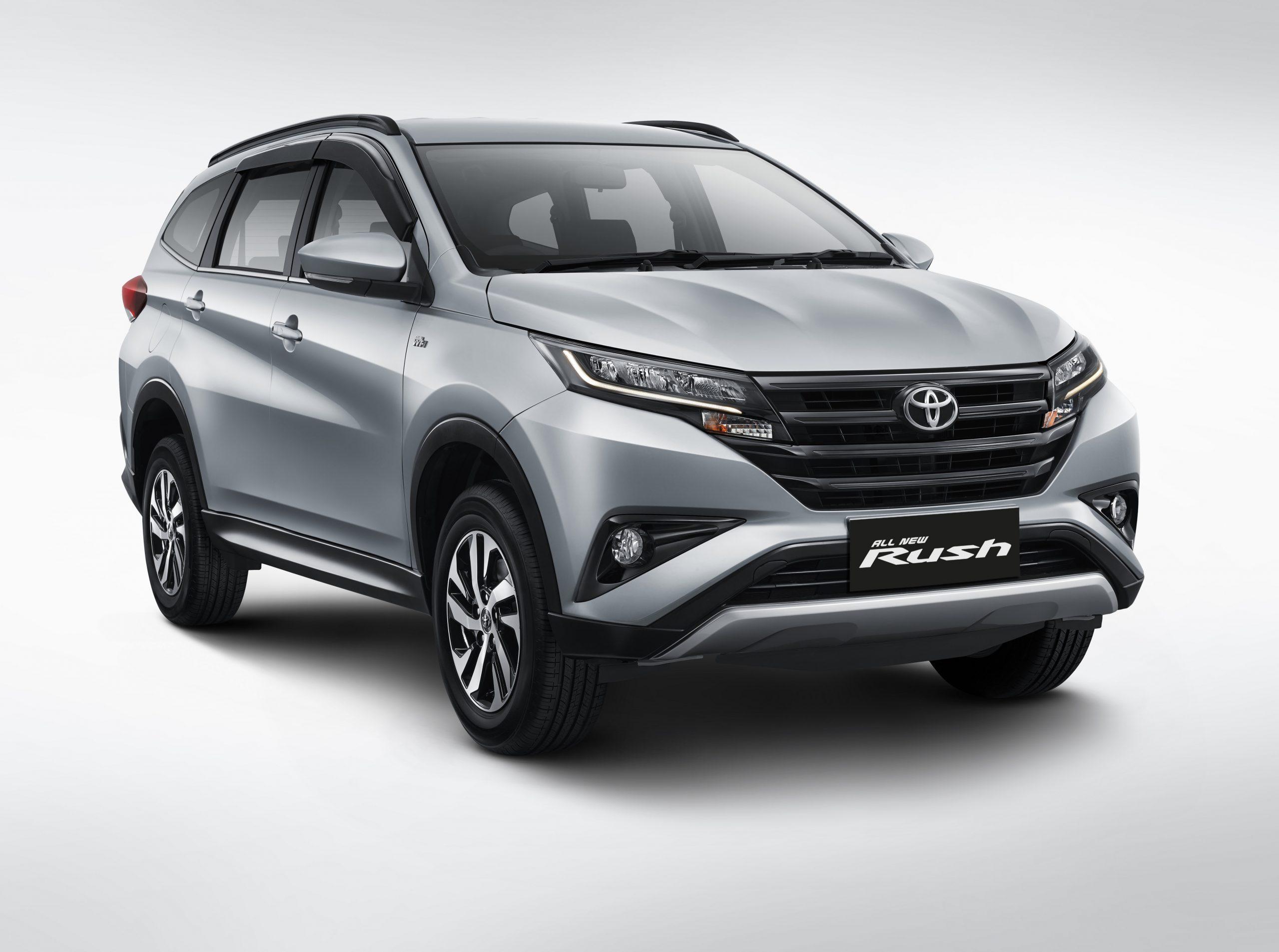 Menimbang Toyota Rush TRD Vs Xpander Cross Vs Suzuki XL7, Pilih Mana?