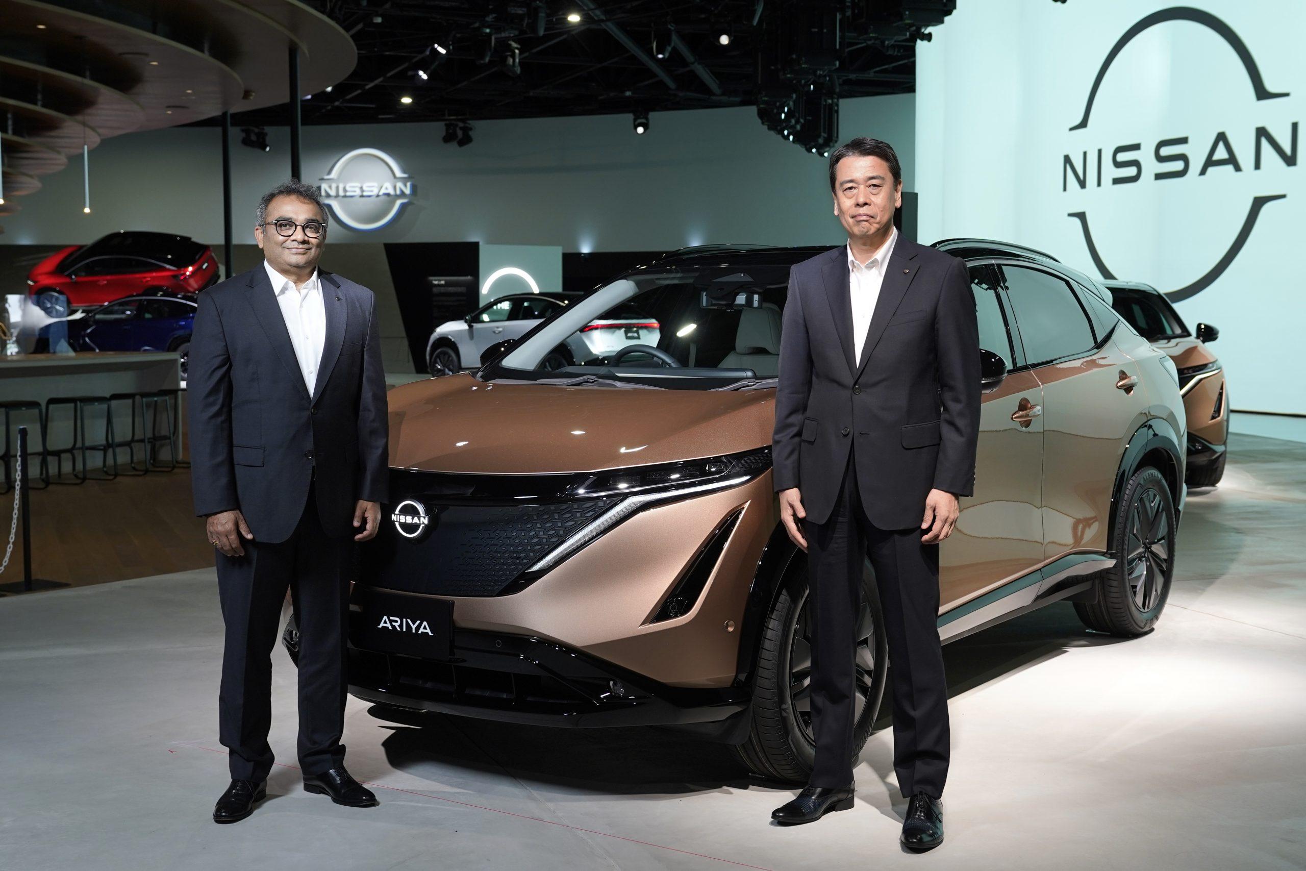 Nissan Ariya Meluncur, Daya Jelajah Listriknya Sampai 610 Km