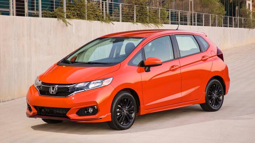 Merosot, Honda Fit Dan Civic Coupe Tak Lagi Dipasarkan Di Amerika