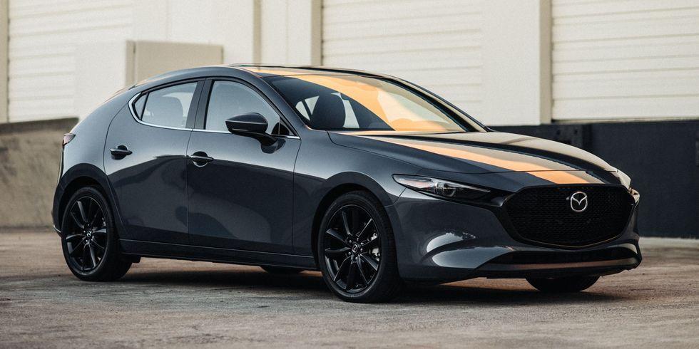 Mazda3 Turbo Dibikin Lebih Bertenaga dan AWD